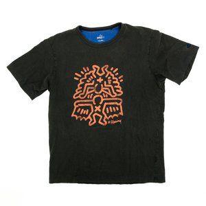 SPRZ NY Shirt UNIQLO X Keith Haring MOMA Black LRG